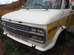 100 Chevy Box Truck 1996 Chevrolet CHEVY VAN 30HD Phoenix AZ 5001297703