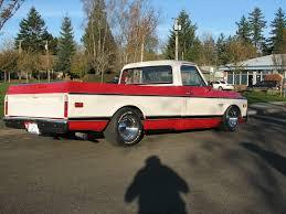 100 Bagged Chevy Trucks 1969 CST Custom 10 Hotrod Show Truck Air Ride 383