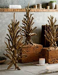 Our Rustic Christmas Decorations Add A Natural And Simple Style To Your