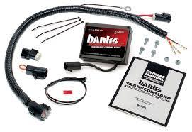 100 Ford Truck Transmissions Banks Power 62560 Transcommand E4OD Transmission