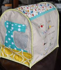 Kitchenaid mixer cover with links to tutes free patterns for side