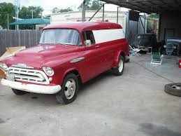 1957 Chevy Panel Truck | Panels And Suburbans | Pinterest | Cars ...