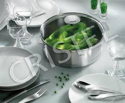 batterie de cuisine cristel cristel cuisine 100 images cristel space saving nonstick fry