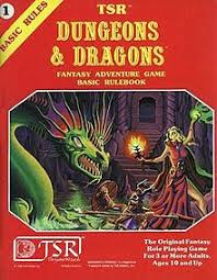 Dungeons Dragons Basic Set