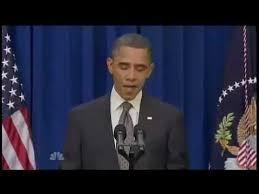 Obama Kicks Down Door