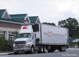 100 Richmond Trucking Performance Food Group VA Rays Truck Photos