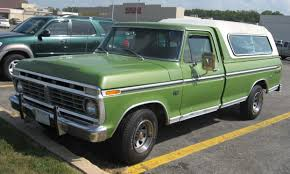 1978 Ford F100 Parts - SH