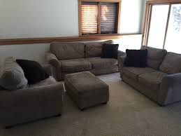 Pottery Barn Charleston Sofa Slipcover Craigslist by Full Couch Set W Couch Sofa Loveseat And Ottoman For Sale House