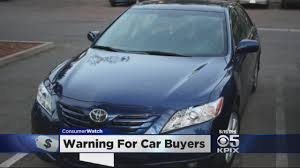 Authorities Warn About Danger Of Buying Used 'VIN Switched' Cars ...