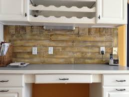 Elegant Rustic Decor Above Kitchen Cabinets