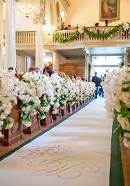 Wedding Ideas 8 Ways To Use Greenery In Decorations Inside Weddings For Church Chairs 12