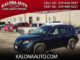 Used 2016 Nissan Rogue For Sale In Kalona, IA 52247 Kalona Auto Used ...
