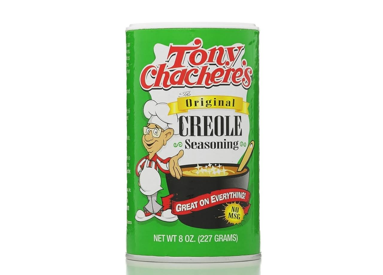 Tony Chachere's Original Creole Seasoning - 8oz