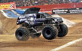 MONSTER-TRUCK Race Racing Offroad 4x4 Hot Rod Rods Monster Trucks ...