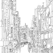 Secret Tokyo Color Your Way To Calm Zoe De Las Cases 9780316265843 Amazon Books