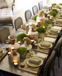 Dining Table Centerpiece Ideas Home by Winter Tablescape Woodland Animals Winter And Animal