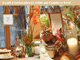 Create A Rustic Vignette Style Table Centerpiece Easy Fall Wedding