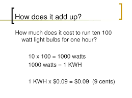 where does electricity come from ppt