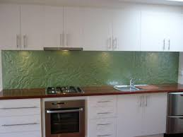 Glass Textured Look Splashback Not So Keen On The Colour But Love Texture