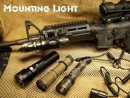 Light Mounting Options AR15 M4