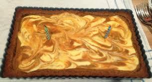 Smitten Kitchen Pumpkin Marble Cheesecake by This Dessert Life Birthday Tapas