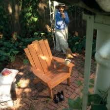 free upright adirondack chair plans woodwork city free