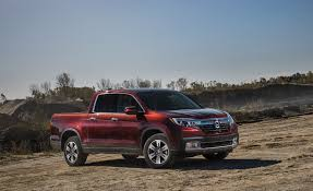 Honda Ridgeline: Best Mid-Size Pickup Truck Compactmidsize Pickup 2012 Best In Class Truck Trend Magazine Kayak Rack For Bed Roof How To Build A 2 Kayaks On Top 6 Fullsize Trucks 62017 Engync Pinterest Chevy Tahoe Vs Ford Expedition L Midway Auto Dealerships Kearney Ne Monster Truck Coloring Pages Of Trucks Best For Ribsvigyapan The 2016 Ram 1500 Takes On 3 Rivals In 2018 Nissan Titan Overview Firstever F150 Diesel Offers Bestinclass Torque Towing Used Small Explore Courier And More Colorado Toyota Tacoma Frontier Midsize