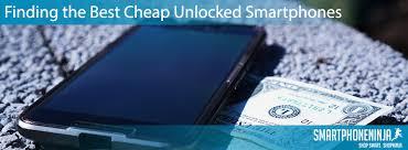 Best Cheap Smartphones SmartphoneNinja