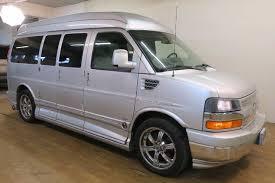 2010 Chevrolet Express Explorer Conversion Van AWD YF7 Upfitter In Carlstadt New Jersey