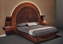 Exciting Bedroom Unique Frame Wood With Round Frames Generva Contemporaryingapore Australia Creative Cheap Ideas For Master Designs