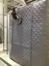 Sound Deadening Curtains Amazon by Soundproof Door Blanket U0026 Some