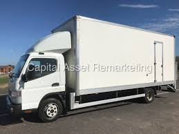 MITSUBISHI FUSO CANTER 7C15 - 20FOOT BOX BODY WITH TAIL LIFT NEW ...