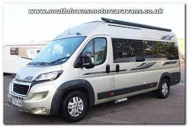 Used Auto Sleeper Kingham Peugeot 22L Van Conversion Motorhome U201223 For Sale At Southdowns Centre