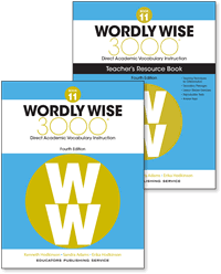 Wordly Wise 3000R 4th Edition Grade 11 Classroom Set Include 25 Student Books