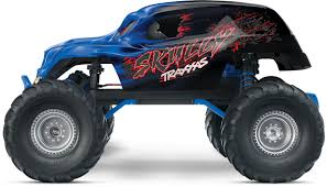 Traxxas Skully 1/10th RTR Monster Truck-Blue – Top Notch RC Hobby Shop