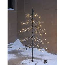 3ft Pre Lit Blossom Christmas Tree by News Bright Source Ltd
