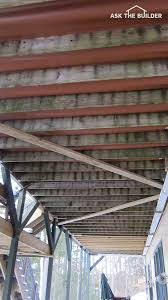 Free Standing Deck Bracing by Diagonal Brace Tips Ask The Builderask The Builder