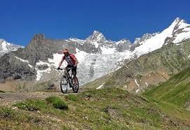 enduro tour of mont blanc with lifts in chamonix verbier la thuile