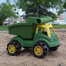 BeginAgain - Eco Rig Dump Truck | Green Toys For Kids | Made In USA ... John Deere Atv Sit And Scoot Starlings Toymaster Amazoncom Big Scoop Dump Truck Tractor Wloader Toys Games 150 400d Articulated Ertl 2004 Ebay Ertl 164 John Cstruction Farm Toy Metal 950 21 Free 250d Classic Mint Colctibles Wwwtopsimagescom Tomy 38cm With Trade Me 53cm Real Steel Online From Youtube Nuevo Tomy 42933 Monster Bandas De Rodadura Shake Y