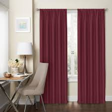 Light Blocking Curtain Liner by Eclipse Thermaliner White Blackout Energy Saving Curtain Liners
