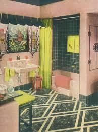 pin by zwani zwerina on bad retro bathroom design decor