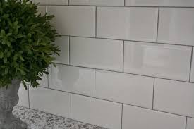breathtaking white subway tile backsplash grout color pictures