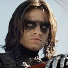 Bucky Barnes Winter Soldier From Captain America The First Avenger