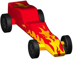 Pinewood Derby Design The Inferno Full
