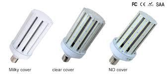 mogul base 347 480vac 100w led corn retrofit bulbs equivalent 400w