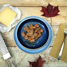 Pumpkin Gnocchi Recipe Uk by Butternut Squash Gnocchi Recipe La Triestina