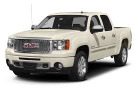 100 2013 Gmc Denali Truck GMC Sierra 1500 4x4 Crew Cab 575 Ft Box 1435 In WB