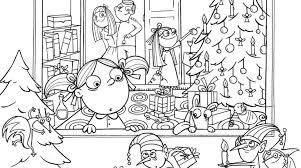 Coloring Pages Adults Christmas