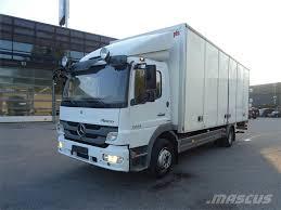 100 24 Box Truck For Sale Used MercedesBenz Atego12ksaumpikori Box Trucks Year 2012