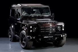 100 Defender Truck Urban Land Rover Build 90 And 110 Ultimate Edition